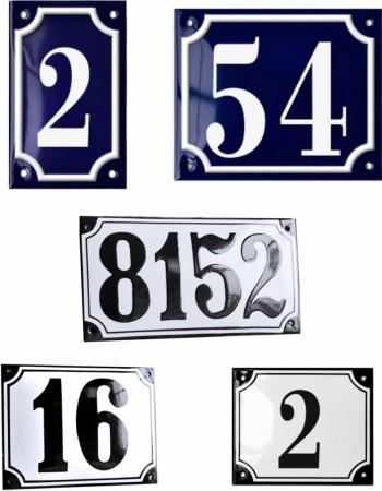 Husnummerskilt